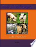 """Farm Animal Surgery E-Book"" by Susan L. Fubini, Norm Ducharme"