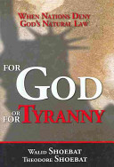 For God Or for Tyranny Book Online