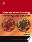 """Computer Vision Technology for Food Quality Evaluation"" by Da-Wen Sun"
