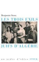 Pdf Les trois exils. Juifs d'Algérie Telecharger