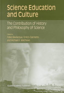 Science Education and Culture