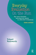 Everyday Evaluation on the Run  Third Edition