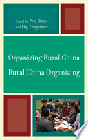 Organizing Rural China     Rural China Organizing