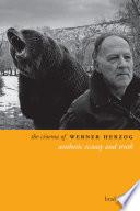 The Cinema of Werner Herzog Book