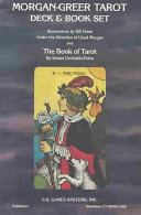 Morgan Greer Tarot Deck Book Set