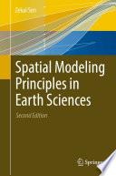 Spatial Modeling Principles In Earth Sciences Book PDF