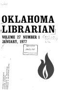 Oklahoma Librarian Book