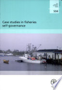 Case Studies in Fisheries Self-governance