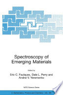 Spectroscopy Of Emerging Materials Book PDF