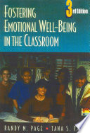 Fostering Emotional Well being in the Classroom Book PDF