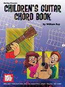 Children's Guitar Chord Book