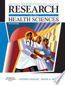 Introduction To Research In The Health Sciences E Book Book PDF