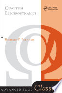 Quantum Electrodynamics Book PDF