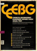 Chemical Engineering Equipment Buyers' Guide