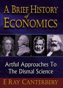 A Brief History of Economics Pdf/ePub eBook