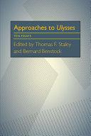 Approaches to Ulysses Pdf/ePub eBook
