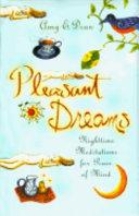 Pleasant Dreams Book