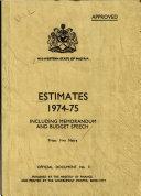 Mid Western State Of Nigeria Estimates