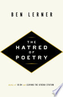 The Hatred of Poetry