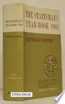The Statesman s Year Book 1963