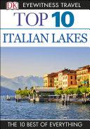 DK Eyewitness Top 10 Travel Guide  Italian Lakes