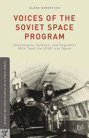 Voices of the Soviet Space Program Pdf/ePub eBook