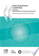 Improving School Leadership  Volume 2 Case Studies on System Leadership Book