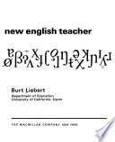 Linguistics and the new English teacher