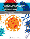 Insights in Toxoplasma Biology and Infection   15th biennial meeting on Toxoplasma Biology and Toxoplasmosis Book