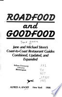 Roadfood and Goodfood