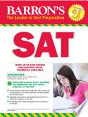 """""""Barron's SAT"""" by Sharon Weiner Green, Ira K. Wolf, Brian W. Stewart"""