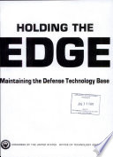 Holding the Edge Book PDF