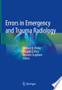 Errors In Emergency And Trauma Radiology Book PDF