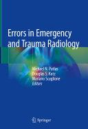 Errors in Emergency and Trauma Radiology