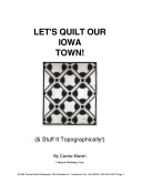 Let's Quilt Our Iowa Town