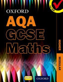 Oxford GCSE Maths for AQA Higher Student Book