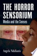 The Horror Sensorium