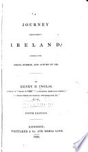 A Journey Throughout Ireland, During the Spring, Summer, and Autumn of 1834 Pdf/ePub eBook