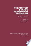 The United States Newspaper Program