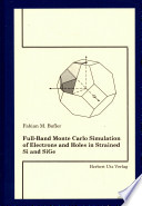 Full band Monte Carlo Simulation of Electrons and Holes in Strained Si and SiGe