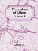 The palace of Minos Book