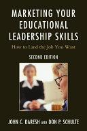 Marketing Your Educational Leadership Skills