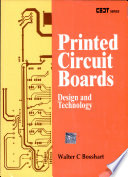 """""""Printed Circuit Boards: Design and Technology"""" by Bosshart"""