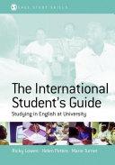 The International Student's Guide [Pdf/ePub] eBook