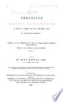 Chronicon Abbati   Rameseiensis Book PDF
