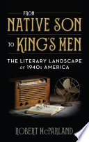 From Native Son to King s Men Book