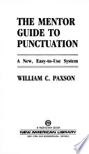 The Mentor Guide to Punctuation