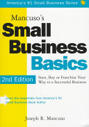 Mancuso  s Small Business Basics