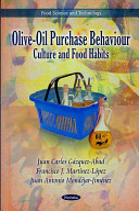 Olive oil Purchase Behaviour