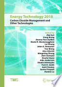 Energy Technology 2018 Book PDF